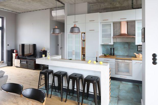 Kuchnia w stylu loft. 12 pięknych wnętrz