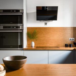 Nowoczesna szara kuchnia. 20 pięknych zdjęć. Projekt Deer Design