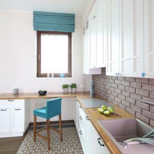 Kuchnia urządzona oddzielnie. 20 pięknych zdjęć. Projekt Ola Kołodziej, Ula Szmyt. Fot. Bartosz Jarosz.