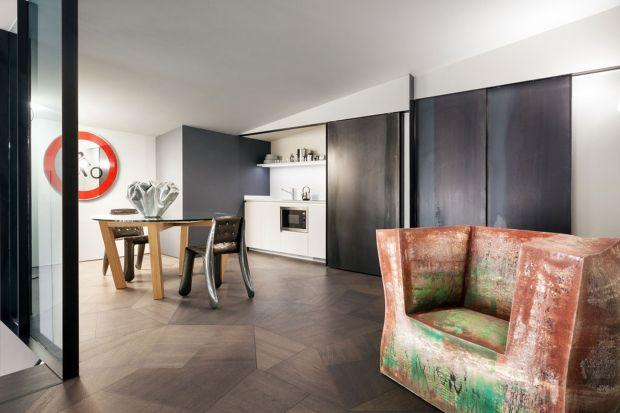 Luksus spod znaku Zaha Hadid Architects. Zobacz piękną kuchnię