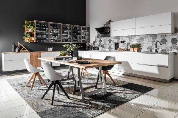 Białe meble do kuchni. 10 propozycji na każdy metraż