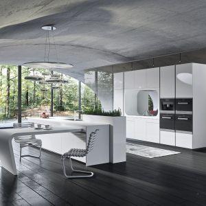 10 pomysłów na białe meble do kuchni. Fot. Rastelli