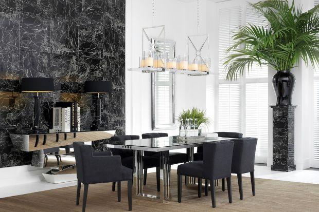 Niezależnie od tego, czy jadamy w domu codziennie czy od święta, w rodzinnym gronie czy z gośćmi, elegancki dom nie obędzie się bez dobrze urządzonej jadalni. Jest ona również miejscem, w którym toczą się poważne dyskusje i podejmowane są n