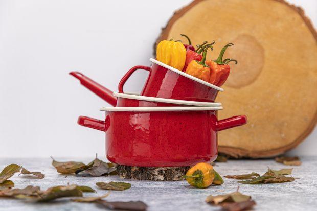 Gdy przypominamy sobie ulubione smaki, nasze wspomnienia zazwyczaj wędrują do kuchni babć i mam. Dania, do których wracamy tak chętnie, powstawały w domowych kuchniach, których nieodzownym wyposażeniem były tradycyjne, emaliowane naczynia.