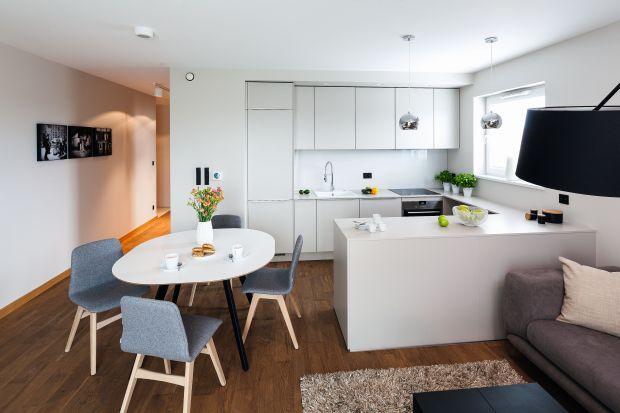 Kuchnia w bloku. 5 pomysłowych aranżacji
