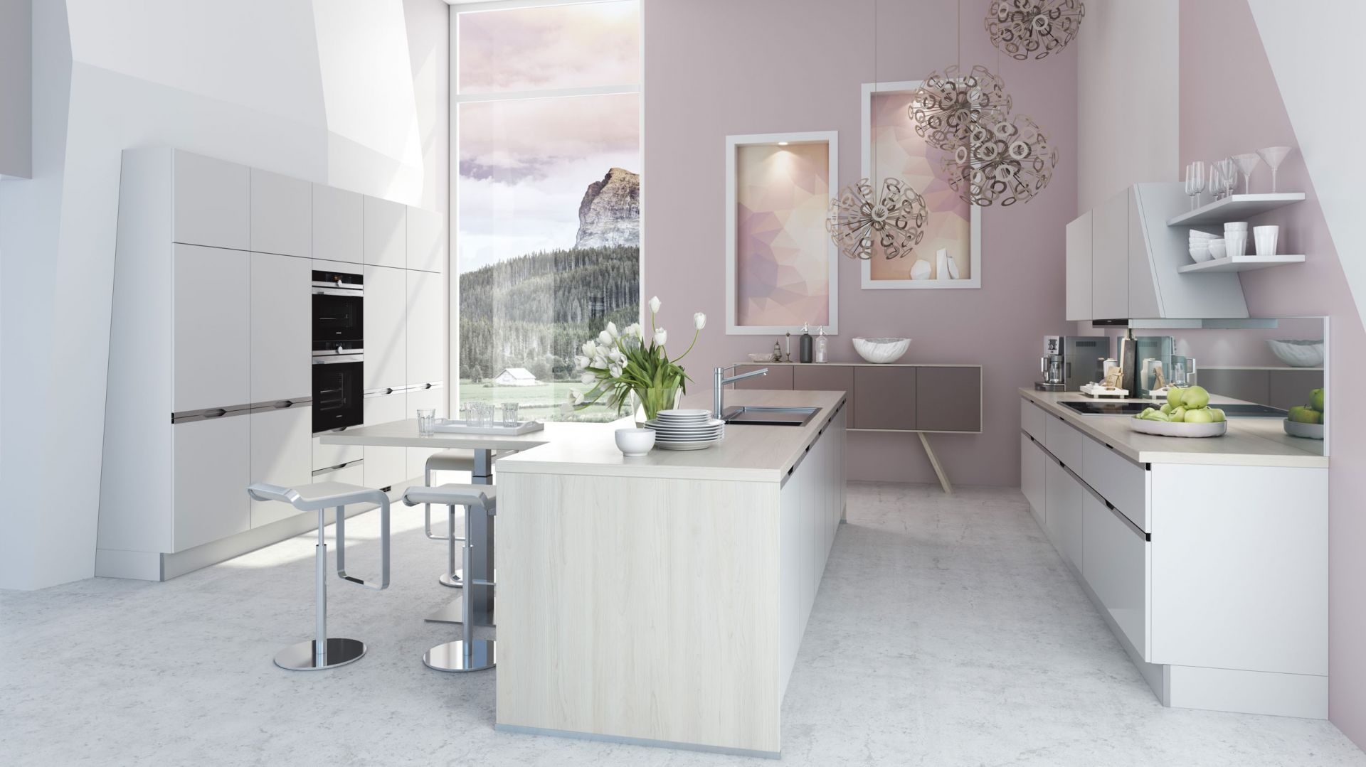 Kuchnia w pastelach. 3 piękne aranżacje. Fot. Brigitte Kuchen