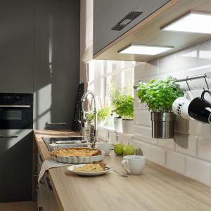10 pomysłów na wyposażenie szafek w kuchni. Fot. Hafele