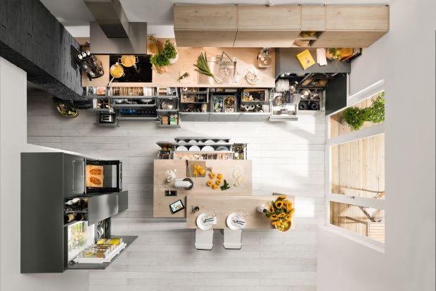 10 pomysłów na wyposażenie szafek w kuchni