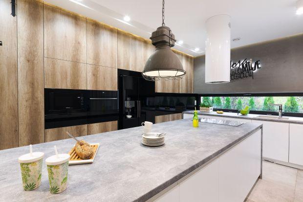 10 pomysłów na wysoką zabudowę w kuchni