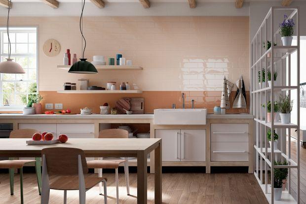 Kuchnia w stylu vintage. Pięć pomysłów na płytki ceramiczne.