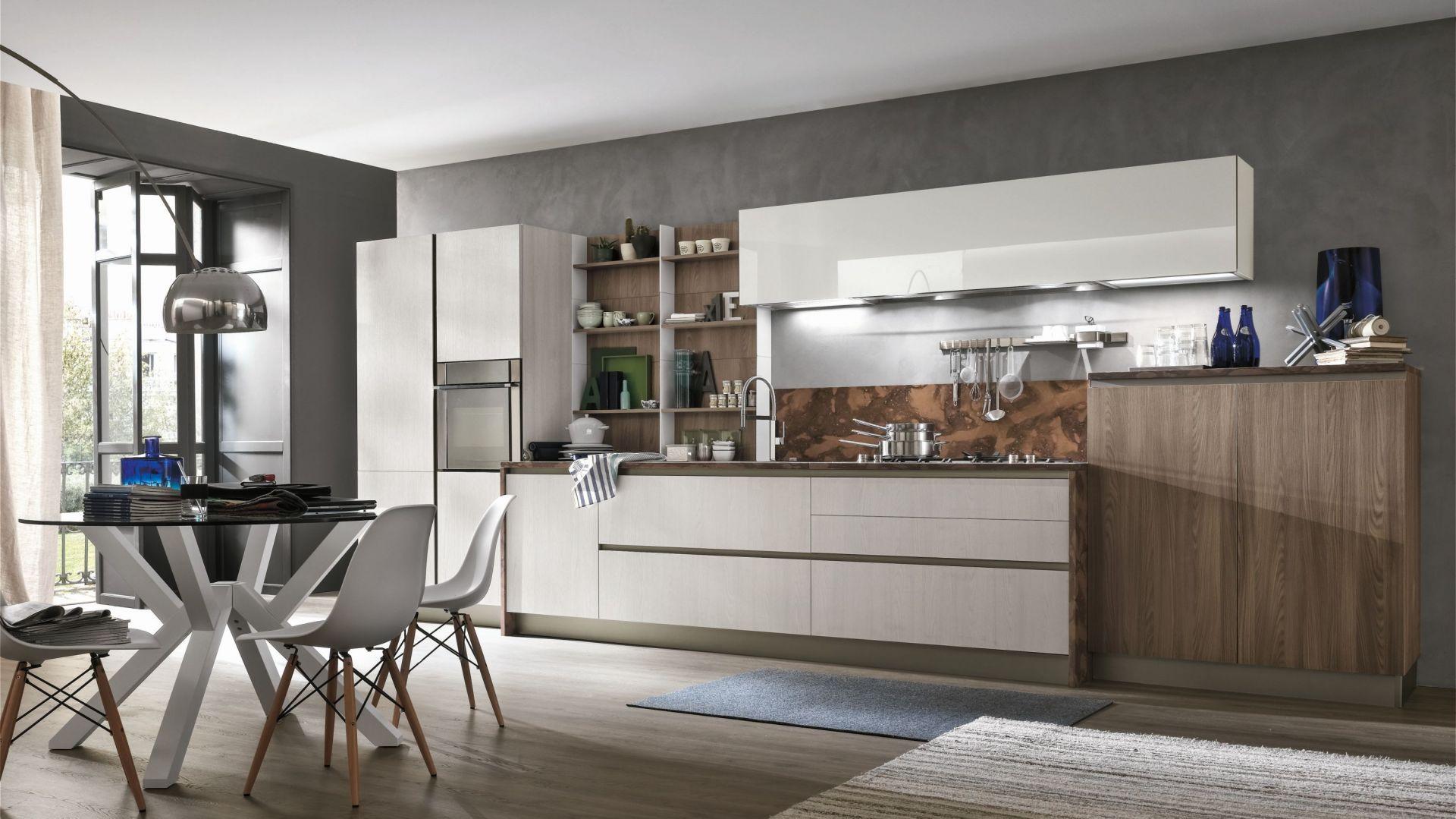 Meble w modnej kuchni. 10 pomysłów na urządzenie. fot. Stosa Cucine