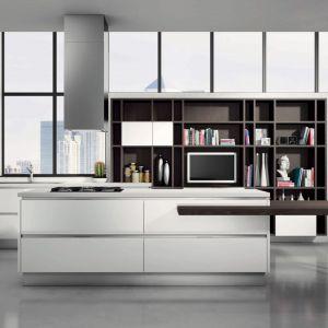 5 pomysłów na białe meble do dużej kuchni. Fot. Aran Cucine