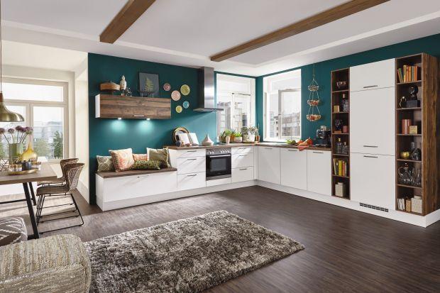 5 pomysłów na kolorowe detale w kuchni
