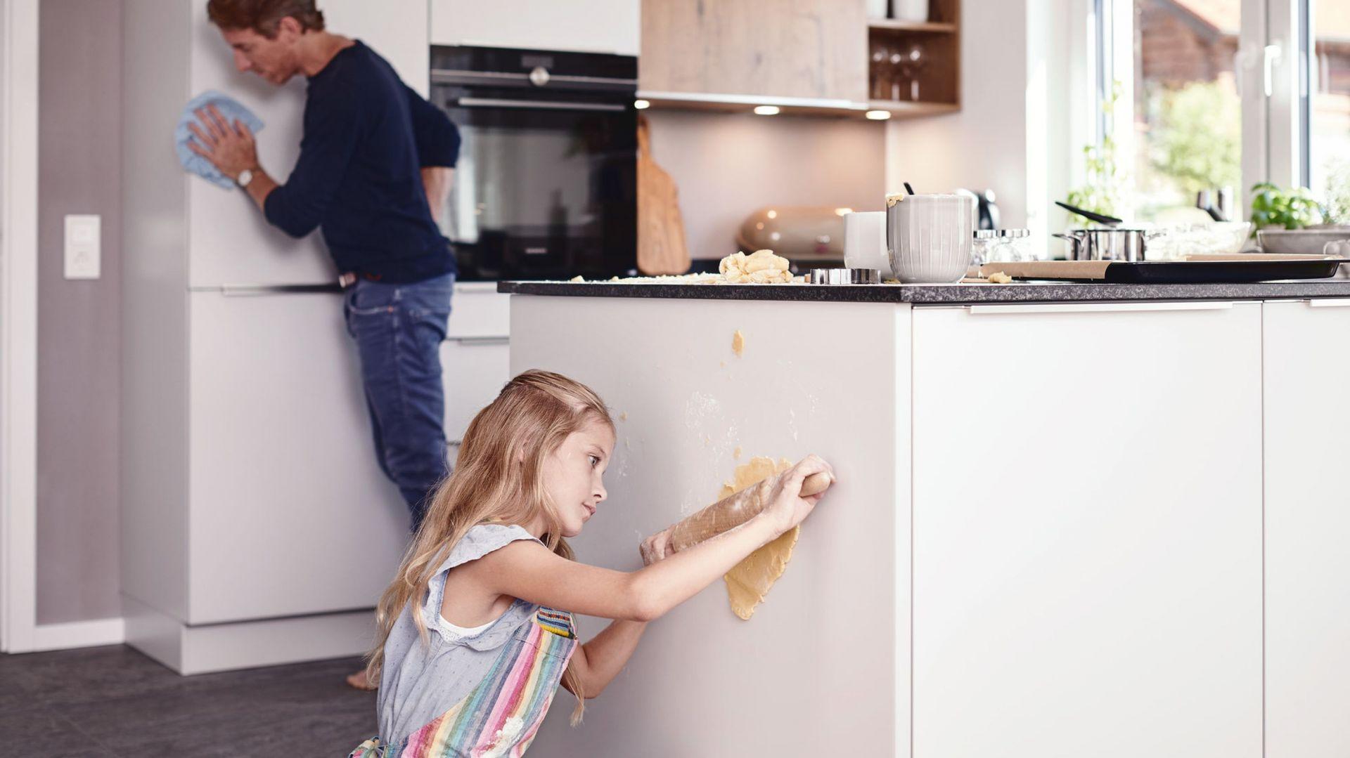 Projekt kuchnia! Jakie meble wybrać? Fot. Rehau