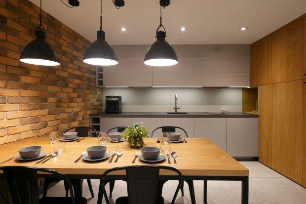 Kuchnie biurowe - te projekty zostały docenione przez międzynarodowe jury