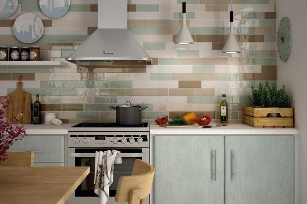 Siedem pomysłów na kafle w kuchni.
