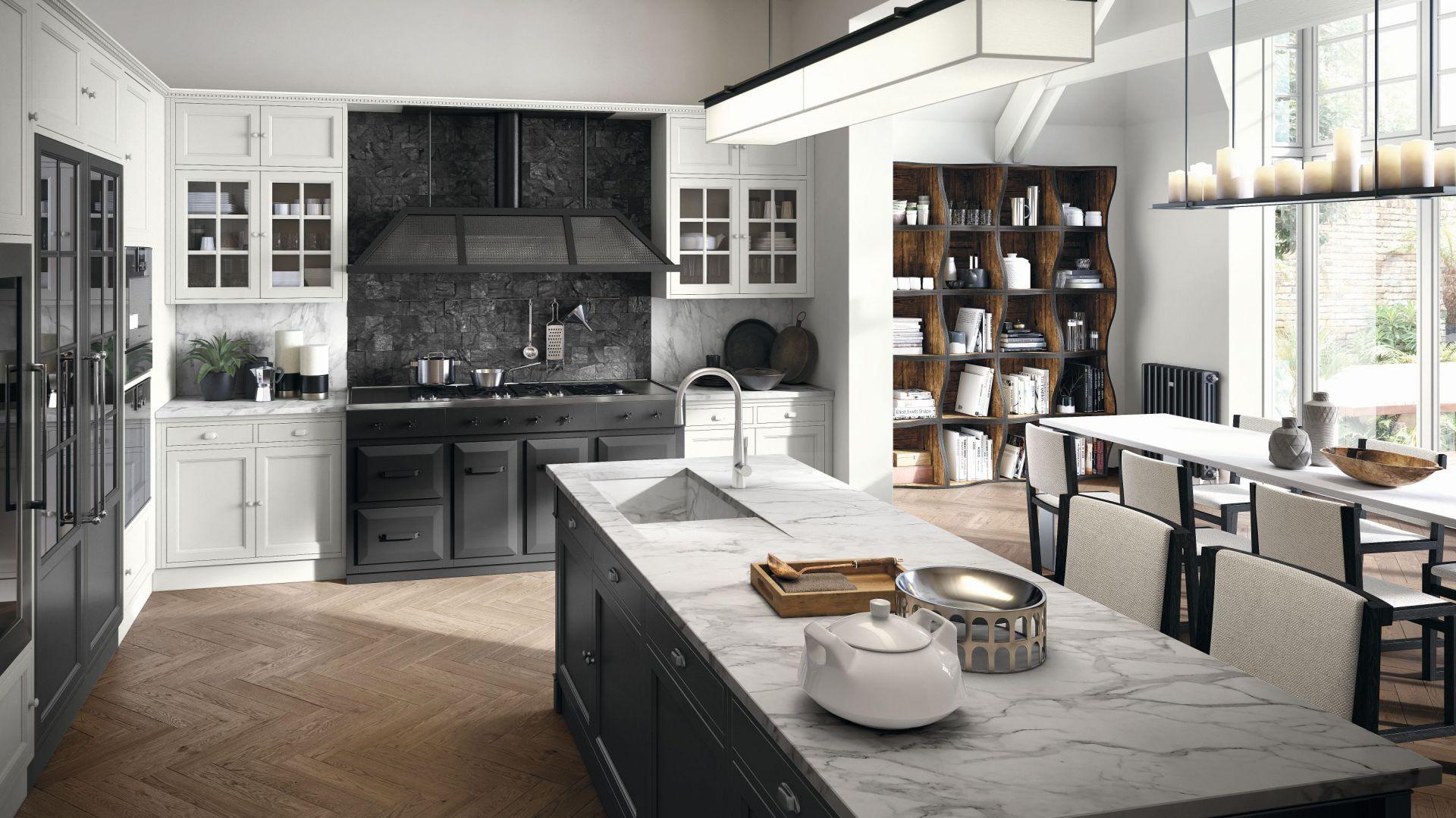 10 pomysłów na stylową kuchnię. Fot. Marchi Cucine