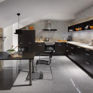 Kuchnia na poddaszu. 5 pomysłów na urządzenie. Fot. Nobilia