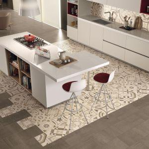 5 pomysłów na płytki podłogowe do kuchni. Fot. Keope