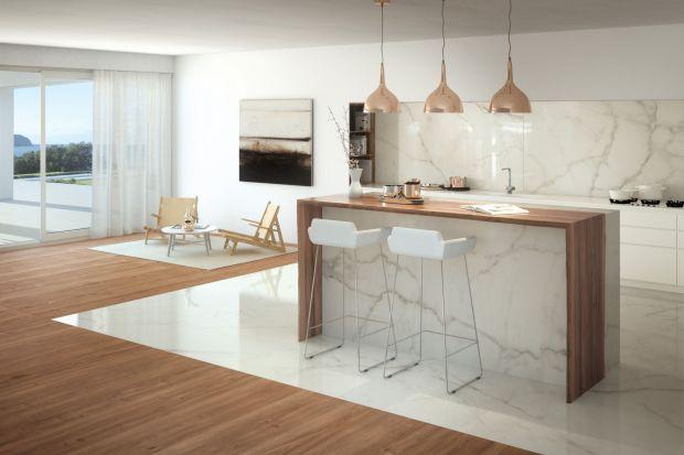 5 pomysłów na płytki podłogowe do kuchni