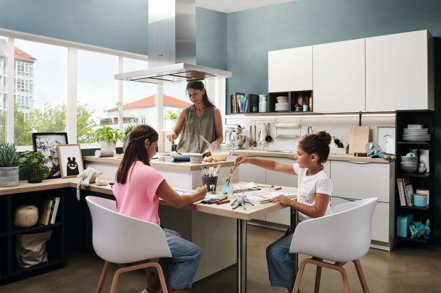 Kuchnia dla rodziny - 5 pomysłow na aranżację