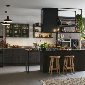 Modna kuchnia w macie. 10 pomysłów na zabudowę meblową. Fot. Marbodal