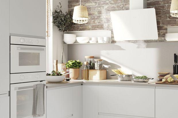 Biała kuchnia w pięciu odsłonach