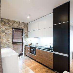 Kuchnia w bloku. 12 pomysłów na nieduży metraż. Projekt Joanna Nawrocka