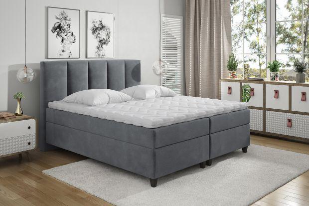 Chociaż łóżka kontynentalne kojarzone są przede wszystkim z ekskluzywnymi hotelami, gabarytynajnowszego modelupozwalają z powodzeniem wprowadzić ją do wnętrza nawet stosunkowo małego pomieszczenia.