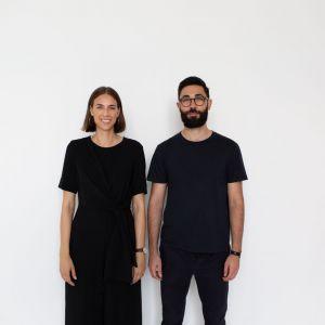 Kaja Ałaszkiewicz i Domenico Russo, założyciele marki Nudo Design