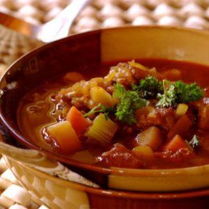 Zupa z soczewicy. Fot. Knorr