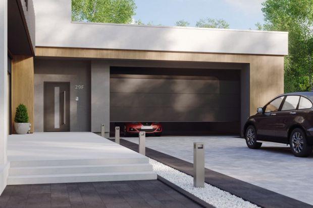 Drzwi zewnętrzne i bramy garażowe - nowoczesny design, jednolity styl
