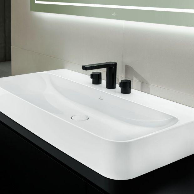 Nowoczesna łazienka: trwałe i estetyczne kolekcje umywalek