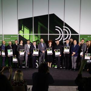 4Buildings Awards 2019 - laureaci. Fot. PTWP
