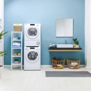 Nowoczesne pralki i suszarki: nowa seria urządzeń SmartPro firmy Candy. Fot. Candy