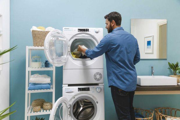 Nowoczesne pralki i suszarki. Poznaj serię urządzeń SmartPro