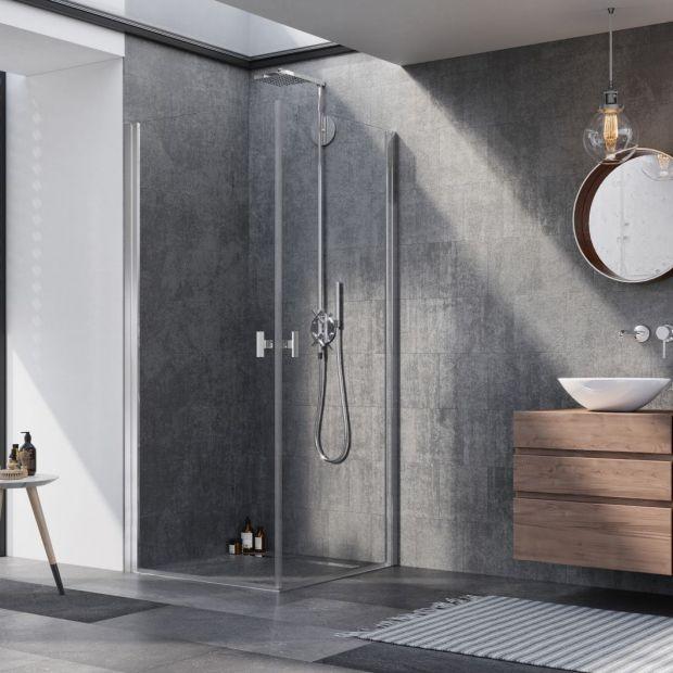 Łazienkowa strefa prysznica - wybieramy brodzik