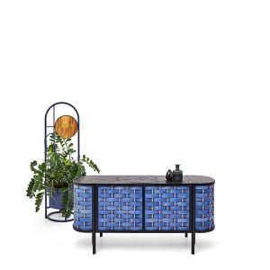 Slot dla Sikorski Supreme Furniture. Projekt: Zofia Strumiłło-Sukiennik