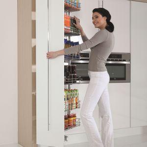 Przechowywanie w kuchni. Cargo czy szuflady - co wybrać? Fot. Rejs