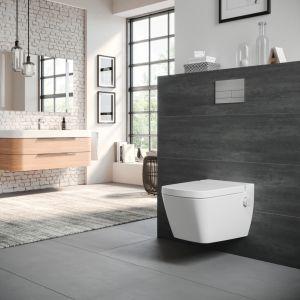 Toaleta myjąca TeceOne. Fot. Tece