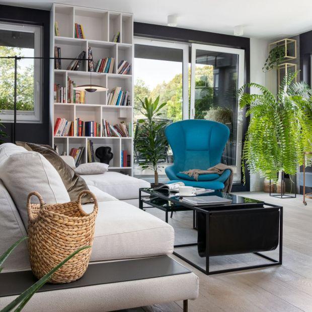 Mieszkanie z widokiem na park - przytulne, jasne wnętrze