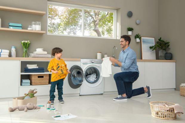 Sposób na pranie: poznaj unikalne technologie w nowoczesnych pralkach