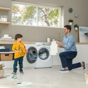 Sposób na pranie: unikalne technologie w nowoczesnych pralkach. Fot. Samsung