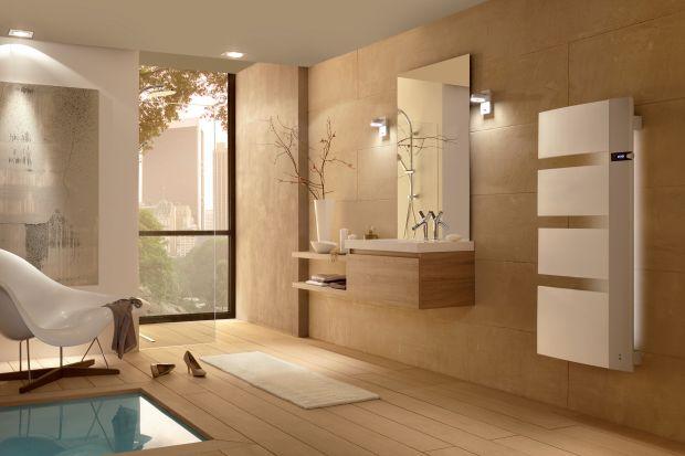 Do pełnego relaksu podczas kąpieli lub prysznica potrzebujemy nie tylko ciepła, ale także odpowiedniego nastroju i muzyki. Zadba o to grzejnik łazienkowy, który posiada zestaw głośników i podświetlenie LED w stylu zen.