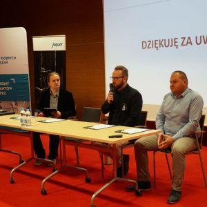 Dyskusja Łazienki - trendy 2020. Fot. SDR