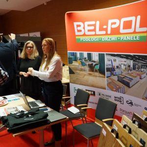 Stoisko firmy Bel - Pol. Fot. SDR