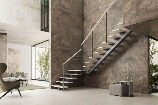Trendy 2020 - schody we wnętrzach