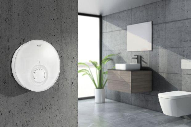 Ogrzewanie podłogowe: designerskie  termostaty