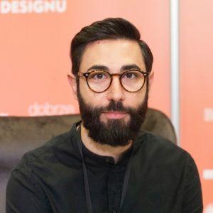 Domenico Russo. Forum Dobrego Designu 2019. Fot. Paweł Pawłowski