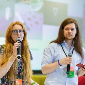 Spółdzielnia Projektantów TAKŁADNIE. Forum Dobrego Designu 2019. Fot. Piotr Waniorek